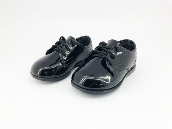 cefai 1 black baby shoes
