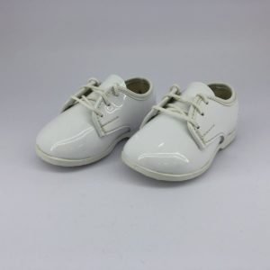 cefai 2 white baby shoes