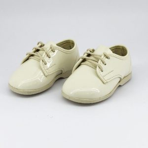 cefai 3 ivory baby shoes