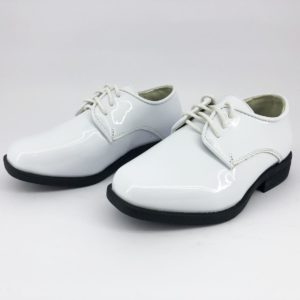 cefai 5 white boys shoes