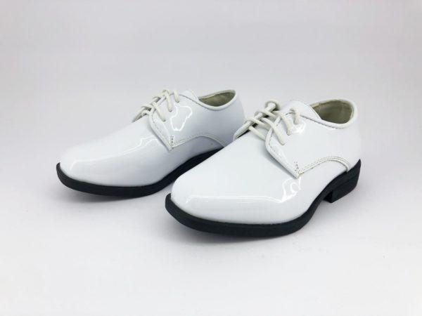 cefai 5 white boys shoes