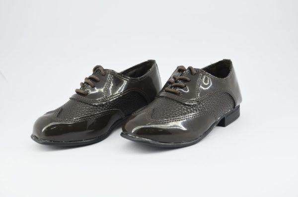 cefai 7 brown boys shoes