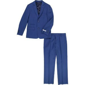cefai Royal Blue 2 pc Suit