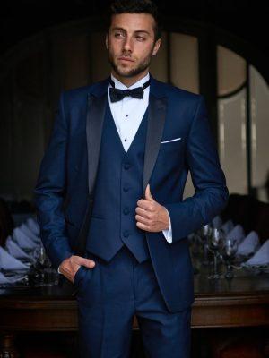 cefai navy suit