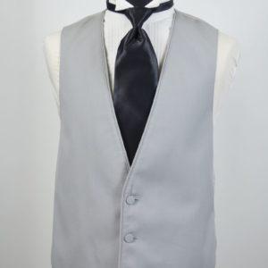 cefaiformalwear vest prod Cement Grey
